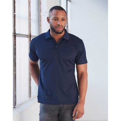 Mens CoolDry  Polyester Piqu� Polo (PS81_WIN)