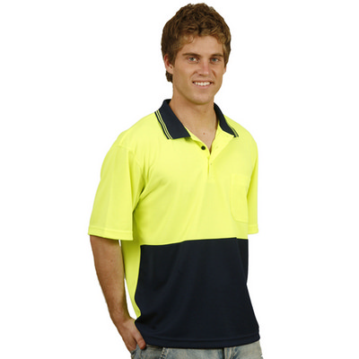 TrueDry Micro-mesh Safety Polo (SW01TD_WIN)