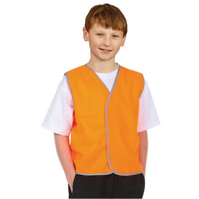 Kids Hi-Vis Safety Vest (SW02K_win)