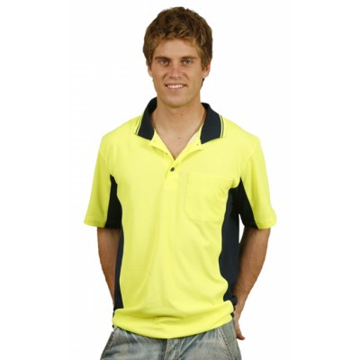 Mens Fashion TrueDry Safety Polo (SW22_WIN)