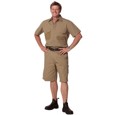 Durable Short Sleeve Work Shirt (WT05_WIN)