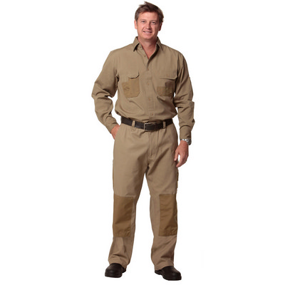 Durable Long Sleeve Work Shirt (WT06_WIN)