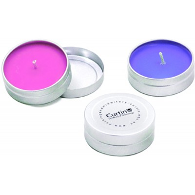 Scented Pocket Travel Candle Tin (CT003_SKIN)