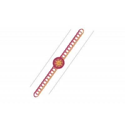 Glow or Glitter 25x230mm Skintagz Temporary Tattoo (GTAT1008_SKIN)
