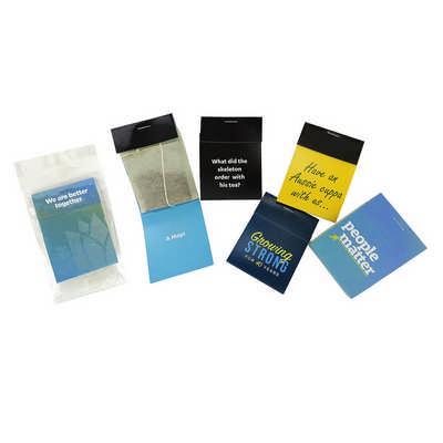 Promo Tea Bag Card (TB001_SKIN)