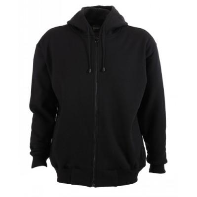 Mens Fleece Hoodie with Zip (B02_IDE)