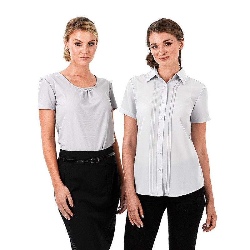 Ladies Balmain Business Shirt (T12_IDE)