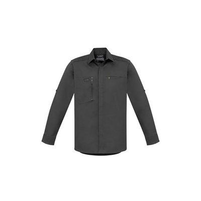 Mens Streetworx Stretch LS Shirt  ZW350_SYZM