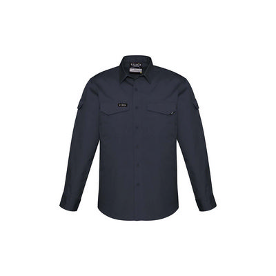Syzmik Mens Rugged Cooling LS Shirt ZW400_SYZM