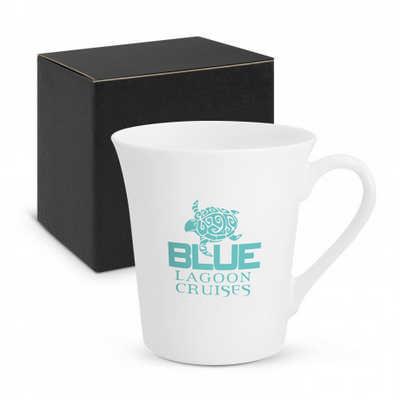 Tudor Porcelain Coffee Mug - Includes Decoration 106096_TRDZ