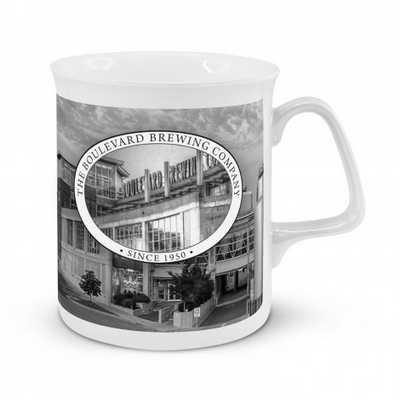 Chroma Bone China Coffee Mug - Includes Decoration 106507_TRDZ