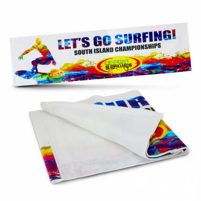 Marathon Sports Towel - Includes Decoration 112907_TRDZ