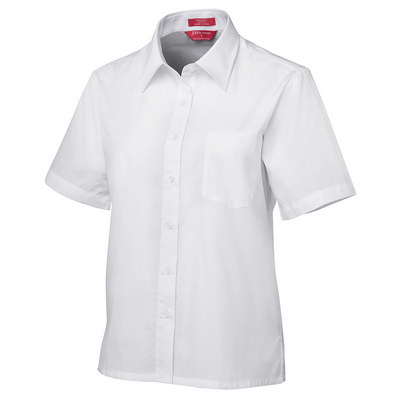 JBs Ladies S/S Original Poplin Shirt (4LS-S/S_JBS)