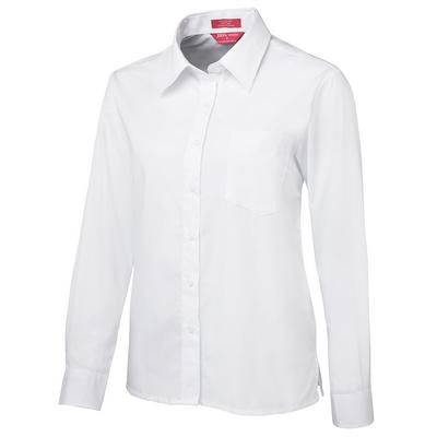 JBs Ladies L/S Original Poplin Shirt (4LS-L/S_JBS)