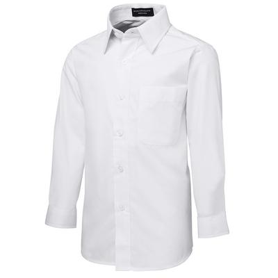 JBs Kids L/S Poplin Shirt (4PK-L/S_JBS)