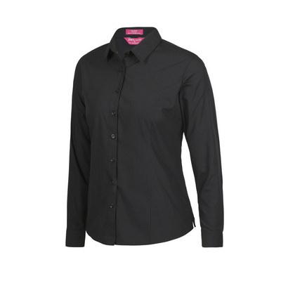 JBs Ladies Classic L/S Poplin Shirt (4PS1L_JBS)
