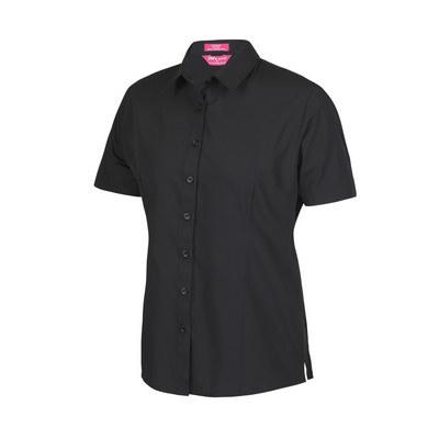JBs Ladies Classic S/S Poplin Shirt (4PS1S_JBS)