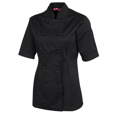 JBs Ladies S/S Chefs Jacket 5CJ21-06-24_JBS