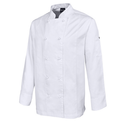 JBs Vented L/S Chef`s Jacket  5CVL-S-4XL_JBS