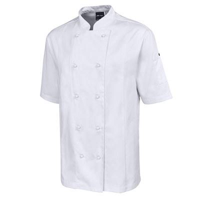 JBs Vented S/S Chef`s Jacket  5CVS-S-4XL_JBS
