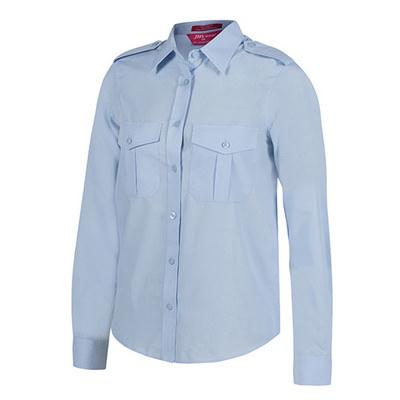 JBs Ladies L/S Epaulette Shirt (6ESL1_JBS)