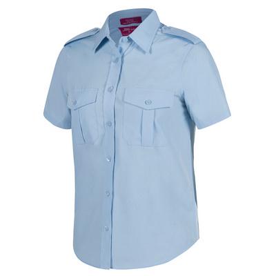 JBs Ladies S/S Epaulette Shirt (6ESS1_JBS)