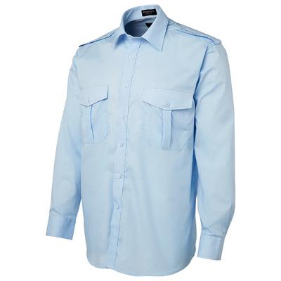 JBs L/S Epaulette Shirt (6E-L/S_JBS)