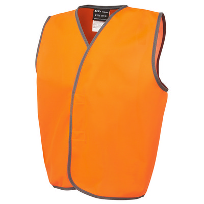 JBs Kids Hi Vis Safety Vest (6HVSU_JBS)