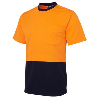 JBs Hi Vis Traditional T-Shirt (6HVT_JBS)