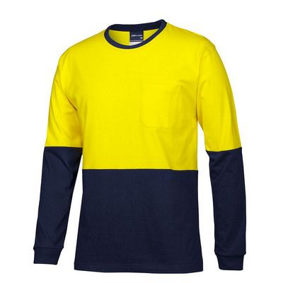 JBs Hv LS Crew Neck Cotton T-Shirt  6HVTN_JBS