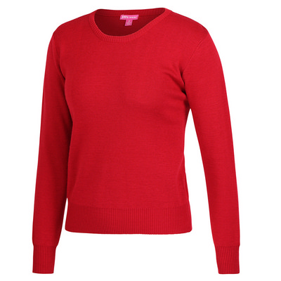 JBs Ladies Crew Neck Jumper (6J1CN_JBS)