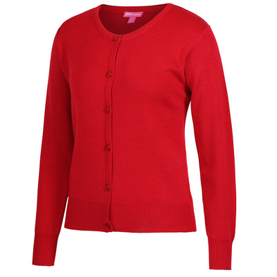 JBs Ladies Crew Neck Cardigan (6L1CN_JBS)