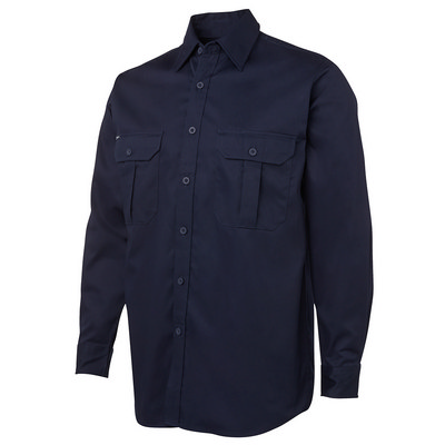 JBs L/S 190G Work Shirt (6WLS_JBS)