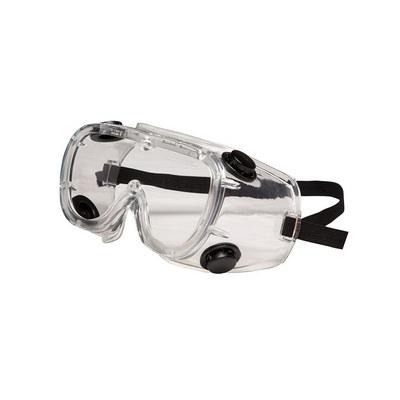 JBs Vented Goggle (12Pk) Clear 8H423_JBS