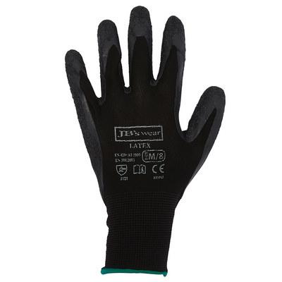JBs Black Latex Glove (12 Pk) 8R003_JBS