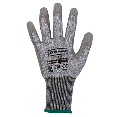 JBs Pu Breathable Cut 5 Glove (12 Pk) 8R020_JBS