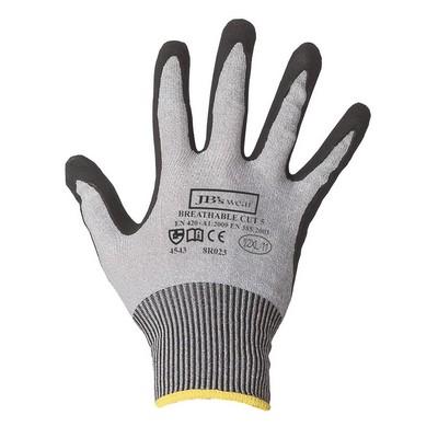 JBs Nitrile Breathable Cut 5 Glove (12 Pk) 8R023_JBS