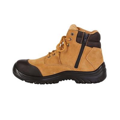JBs Steeler Zip Safety Boot  9F9_JBS