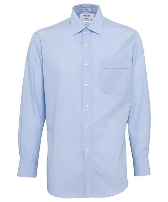 Van Heusen Long Sleeve Polyster Cotton Mens Business Shirt A106_VH