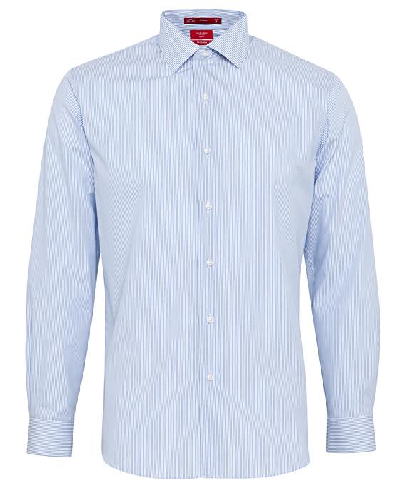 Van Heusen Long Sleeve Cotton Spandex Mens Business Shirt AS202_VH