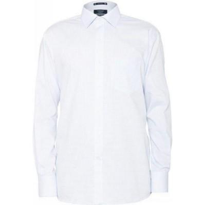 Van Heusen Long Sleeve Cotton Poly Mens Business Shirt E155_VH