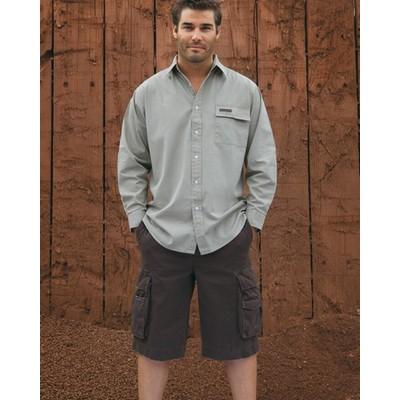 Cotton Drill Work Shirts