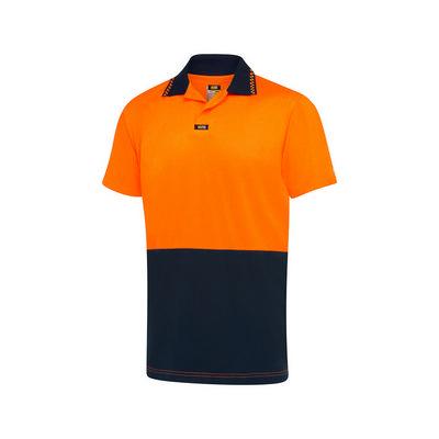 S/S Airwear Non Button Polo V1024_VISI