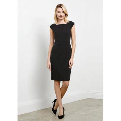 Ladies Audrey Dress BS730L_BIZ