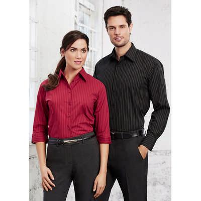 Ladies Manhattan 3/4 Sleeve Shirt LB8425_BIZ