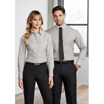 Mens Berlin Long Sleeve Shirt S121ML_BIZ