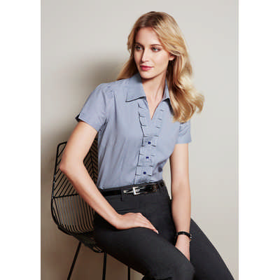 Edge Ladies SS Shirt S267LS_BIZ