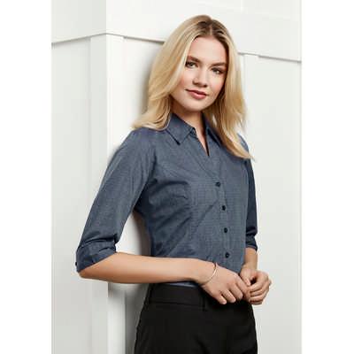 Ladies Trend 3/4 Sleeve Shirt S622LT_BIZ