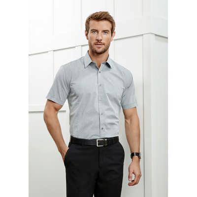 Mens Trend Short Sleeve Shirt S622MS_BIZ