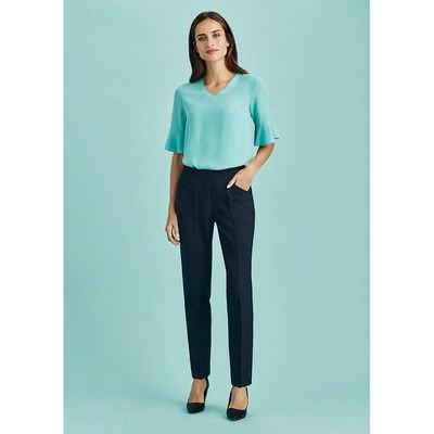 Womens Bandless Slim Leg Pant 10121_BZC